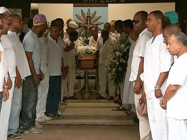 Mestre Didi (Foto: Reprodução / TV Bahia)
