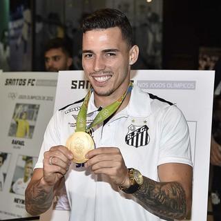 z (Foto: Ivan Storti/Santos FC)