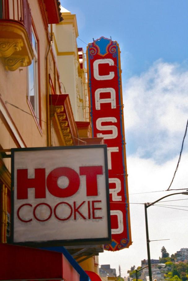 Castro, em São Francisco (Foto: Reprodução Instagram)
