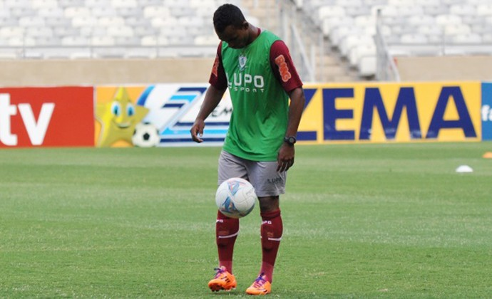 Marcelinho, lateral-direito do América-MG (Foto: Divulgação/América-MG)
