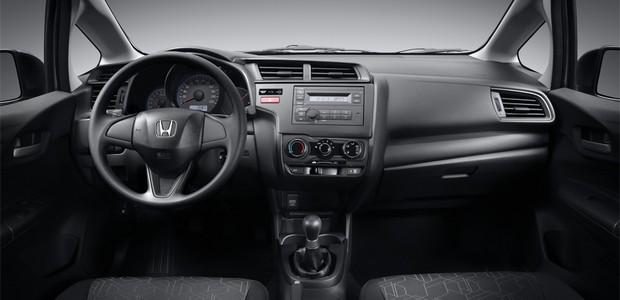Honda Fit LX 2016 (Foto: Editora Globo)