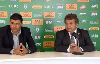 Sidiclei Menezes deixa o cargo de diretor de futebol do América-MG