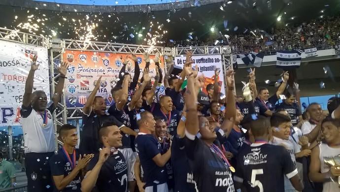 Taça Açaí, Remo, Independente (Foto: Dedé Mesquita/Ascom Seel)