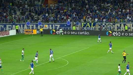 Análise: Cruzeiro alia disciplina tática ao coração para eliminar Palmeiras