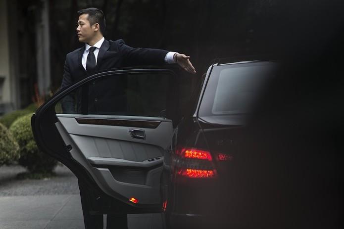 Uber oferece alternativa aos táxis tradicionais (Foto: Divulgação/Uber)