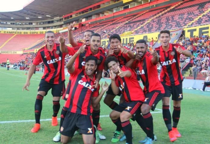 Sub-20 Sport (Foto: Williams Aguiar/Sport Club do Recife)