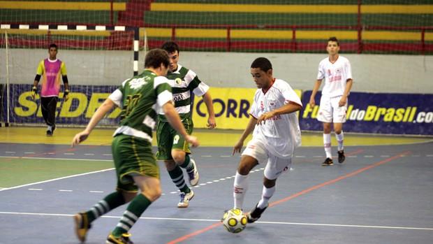 Competição foi realizada em Sergipe em 2011 (Foto: Divulgação/FSFS)