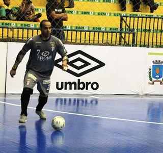 Dudu Joinville futsal  (Foto: Imprensa/JEC)