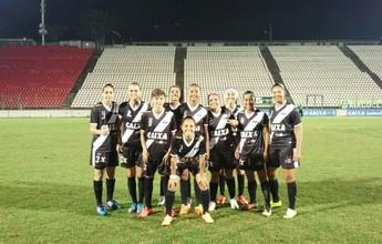 Mixto estreia na Copa do Brasil Feminina diante do Santos dia 24