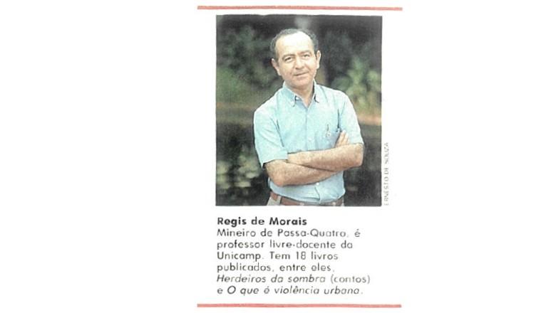 regis-de-morais (Foto: Editora Globo)