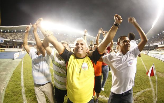 Treinador é o atual campeão do Parazão pelo Cametá (Foto: Tarso Sarraf/O Liberal)