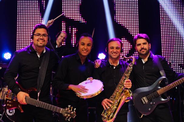 Banda Vanguarda (Foto: Fábio França/ Vanguarda)