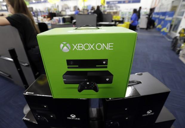 Xbox One chegou às lojas nesta sexta-feira (22) (Foto: AP Photo/Nam Y. Huh)