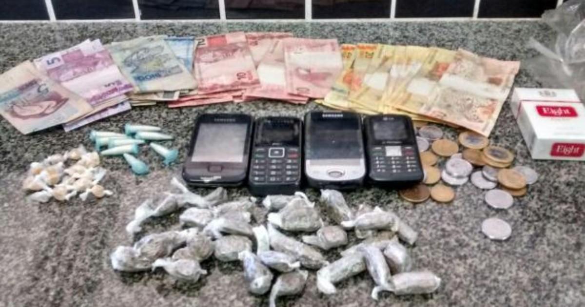 Homem de 29 anos é preso por tráfico de drogas em Caçapava, SP - Globo.com