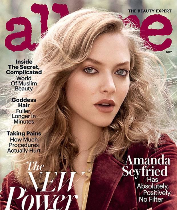 Amanda Seyfried (Foto: Reprodução/Allure)