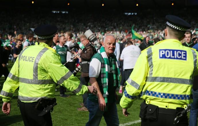 Hibernian x Rangers final da Copa da Escócia (Foto: Reuters)