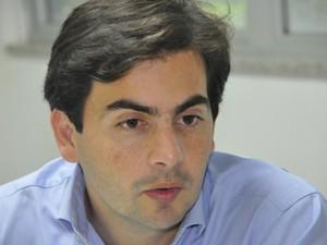 O deputado federal eleito Fábio Garcia (PSB). (Foto: Jéssica Brito / G1)