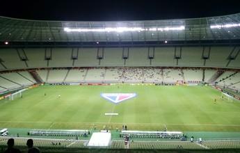 Mais de 23 mil ingressos foram vendidos para Fortaleza x Juventude
