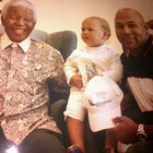 Único negro de seleção campeã fala de Mandela (Arquivo pessoal)