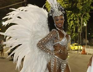 Cris Vianna (Foto: Felipe Monteiro/TV Globo)