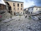 'Som é assustador', diz gaúcho que sentiu tremor em L'Aquila, na Itália