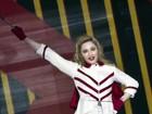 Vestida de paquita, Madonna inicia turnê mundial em Israel