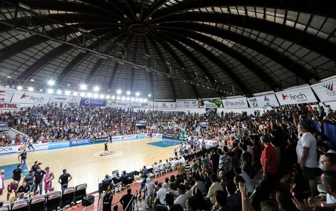 Bauru Basket x Mogi das Cruzes, final, Paulista, Panela de Pressão (Foto: Caio Casagrande / Bauru Basket)
