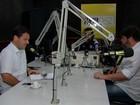 Geraldo Julio é entrevistado em rádio e João Paulo faz comício no Centro