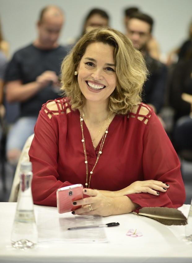 Suzy Rêgo já foi miss nos anos 80 (Foto: Aliram Campos/ Destac Assessoria)