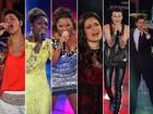 'Vozes do Brasil': ex-participantes do The Voice se reúnem em novo projeto