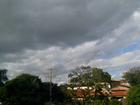 Inmet prevê chuva e elevação de temperaturas em MS na terça-feira