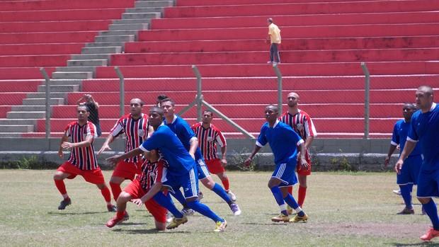nogueirão mogi (Foto: Thiago Fidelix / Globoesporte.com)