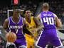 Kings mostram força, seguram reação dos Lakers e vencem em Las Vegas