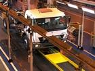 Produção de veículos cai 1,9% em 2012, apesar do recorde de vendas