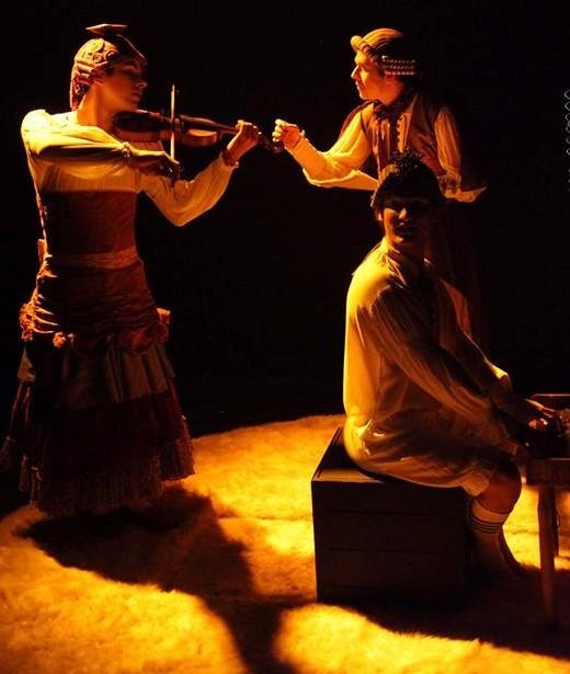 Mozart para crianças - dom caixote (Foto: Divulgação)