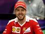 """Vettel compara ultramacio à 1ª vez de coelhos: """"Ótimo, mas não dura muito"""""""