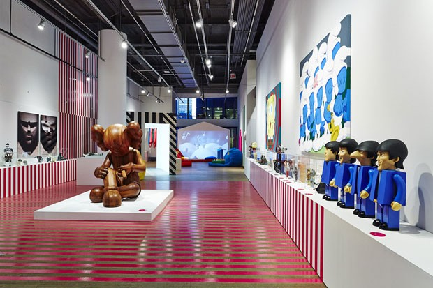"""""""This is Not a Toy"""", no Museu de Design de Toronto (Foto: Reprodução)"""