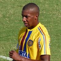 Moisés Madureira lateral-esquerdo (Foto: Cauê Rademaker / GloboEsporte.com)