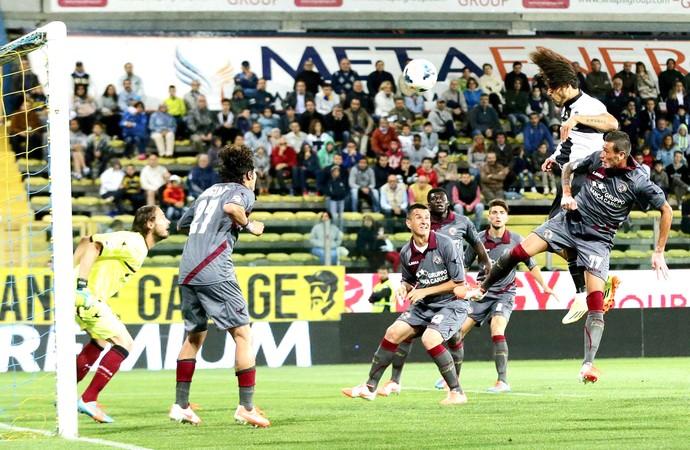 Amauri gol Parma (Foto: EFE)