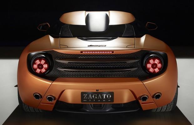 Zagato 5-95 (Foto: Divulgação)