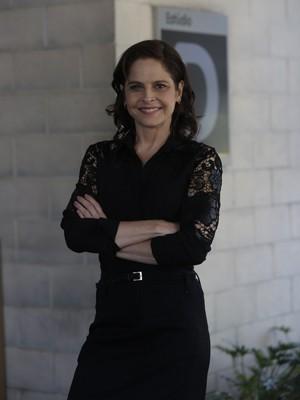 Drica Moraes de volta! (Foto: Artur Meninea/Gshow)