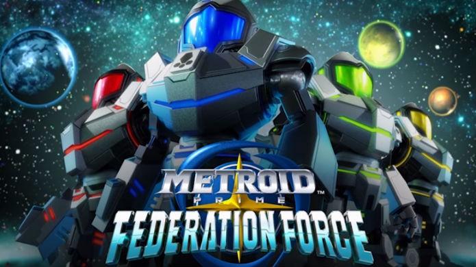 Melhores jogos para 3DS de 2016: Metroid Prime Federation Force (Foto: Divulgação/Nintendo)