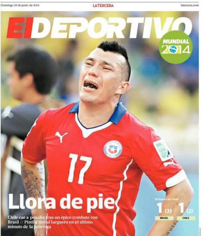 El Deportivo (Foto: Reprodução/El Deportivo)