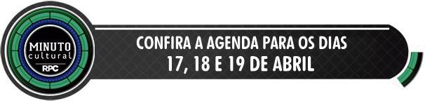 Minuto Cultural traz várias atrações para o fim de semana, em Londrina (Foto:  Reprodução/RPC)