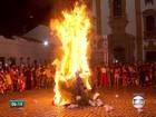 Queima da Lapinha acontece nesta quarta-feira no Pátio de São Pedro