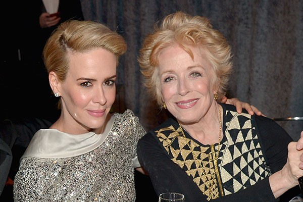 Holland Taylor e Sarah Paulson (Foto: Getty Images)