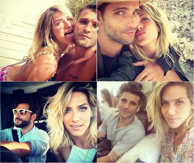 Giovanna Ewbank e Bruno Gagliasso (Foto: Reprodução do Instagram)