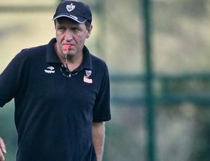 Cuca espera vencer o Goiás no Serra Dourada (Foto: Bruno Cantini / Site Oficial do Atlético-MG)