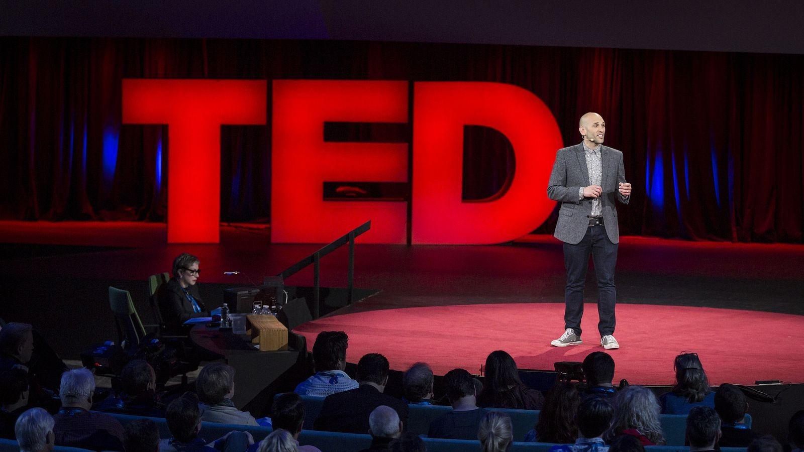 (Foto: Reprodução/ Ted Talks)