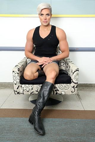 Maurício Galdi, o Ken Humano (Foto: Celso Tavares/EGO)
